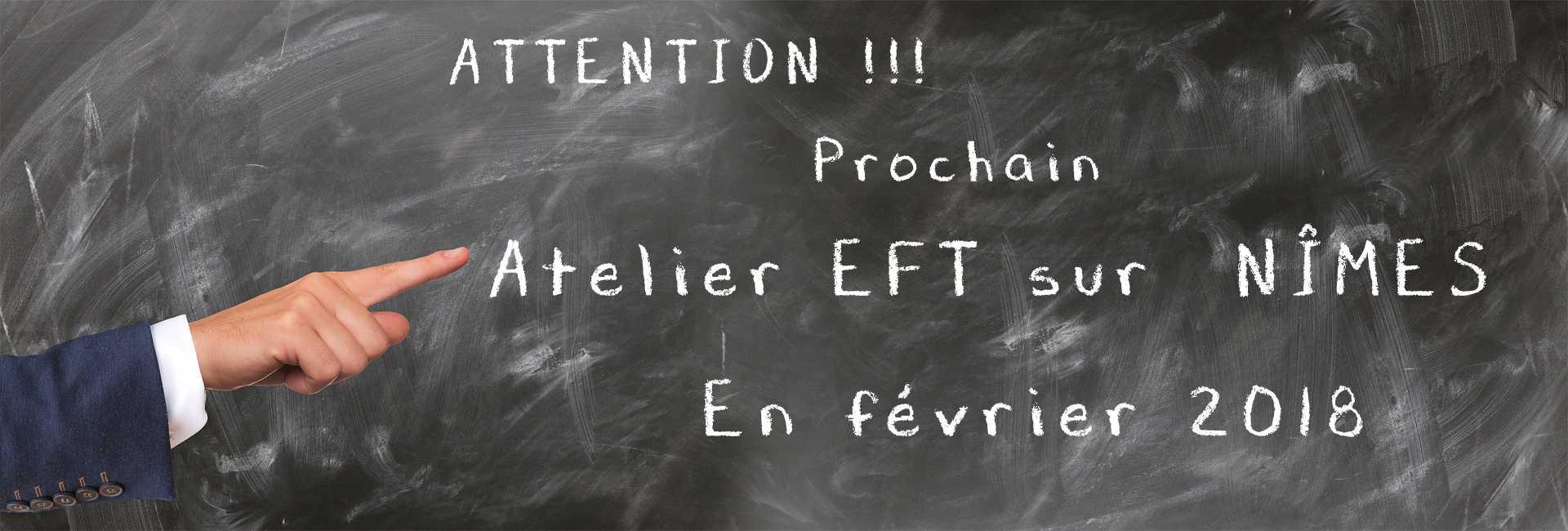 Atelier EFT Nîmes